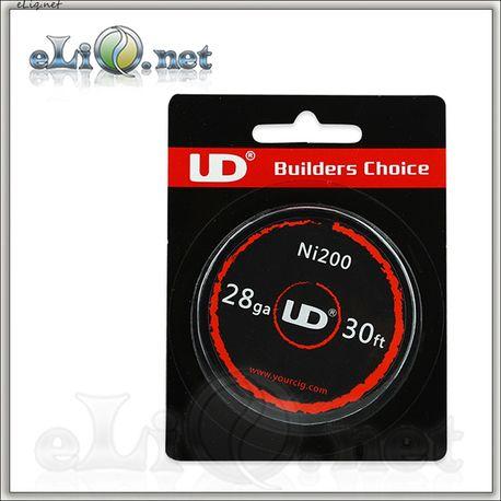 UD Никель Nickel 200 d 0.3мм, 10м.