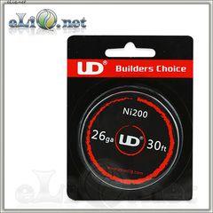UD Никель Nickel 200 d 0.4мм, 10м.