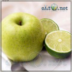 LimeApple  (eliq.net) - жидкость для заправки электронных сигарет. Яблоко и лайм