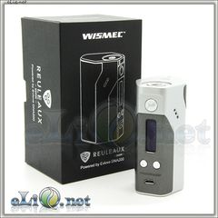 Wismec Reuleaux DNA200 TC Express. Боксмод вариватт с ТК. Оригинальная плата ДНА200