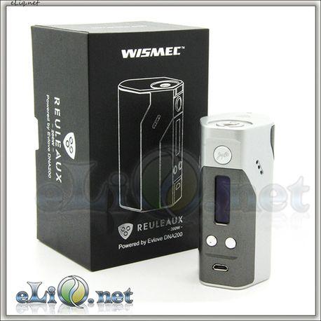 [Предзаказ] Wismec Reuleaux DNA200 TC Express Kit W/O Battery