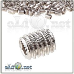 M2.7x3mm. Socket Set Screws for Atomizers. 4шт.
