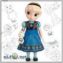 Кукла принцесса-малышка Эльза Дисней оригинал США Disney Frozen