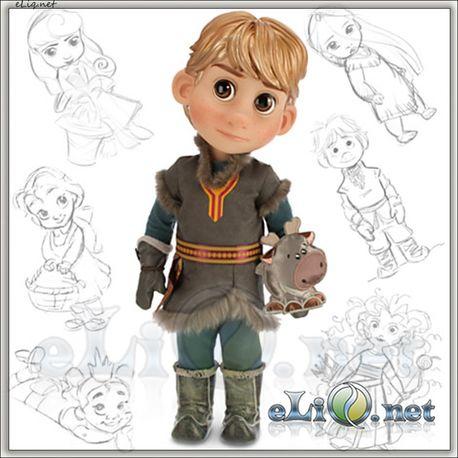 Кукла Кристоф малыш (Frozen, Disney)
