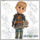 Кукла малыш Кристоф Дисней оригинал США Disney Frozen