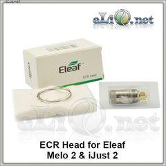 [iSmoka / Eleaf] ECR Испаритель для Eleaf iJust 2 и Melo 2. Обслуживаемый.