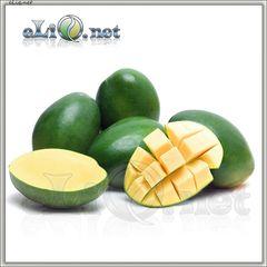 Green mango (eliq.net) - жидкость для заправки электронных сигарет. Зеленый манго.