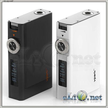 100W Vpark TC100 VT/VW Box MOD - вариватт с ТК.