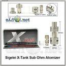 Sigelei X-Tank - Сабомный атомайзер.