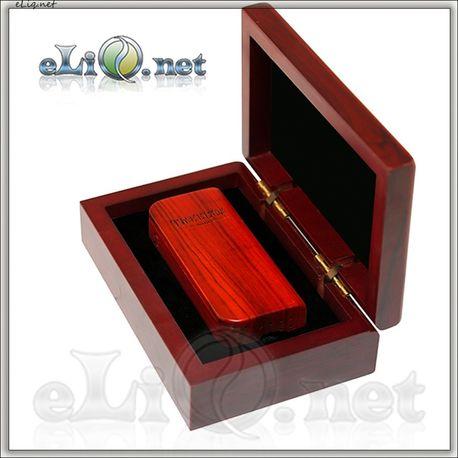 75W SMOK Treebox TC/VW 18650 деревянный боксмод вариватт с температурным контролем.