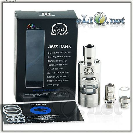 Innokin iTaste iSub APEX Top-fill - 3 ml- сабомный атомайзер.