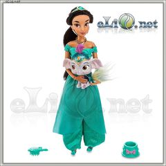 """Кукла принцесса Жасмин с питомцем, серия """"Palace Pets"""" (Disney)"""