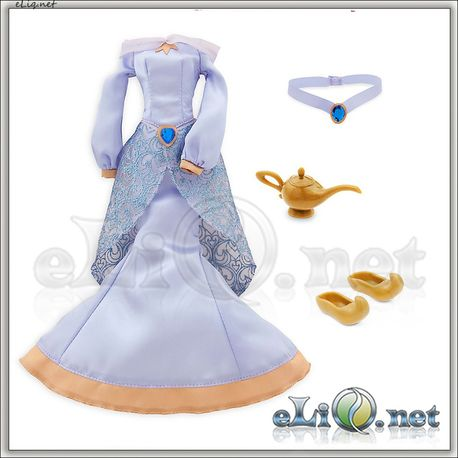 Комплект одежды для Жасмин (Disney)