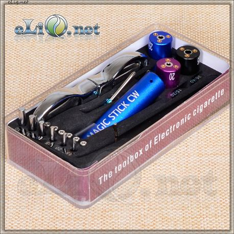 The ToolBox. Набор инструментов для намотки спирали.