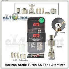 HorizonTech Arctic Turbo - сабомный атомайзер.