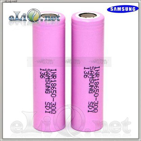 [20A] SAMSUNG 3000mAh 30q - высокотоковый аккумулятор