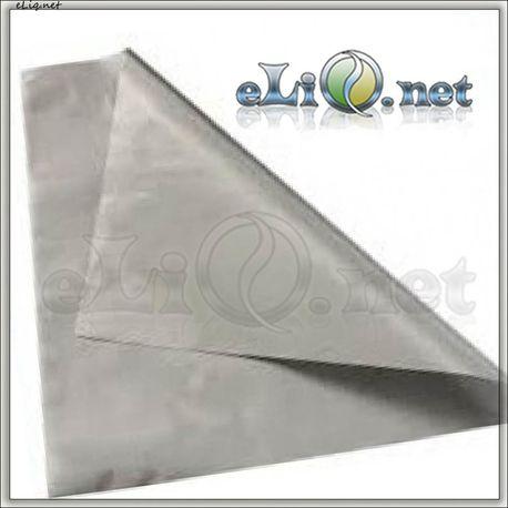 325 Mesh T316L Stainless Steel / Сетка нержавеющая. 10 х 10 см.