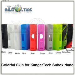 Сликоновый чехол на KangerTech Subox Nano