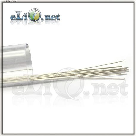 Nickel Rod Wire (0.4mm, 26ga) - Никелевая проволока.