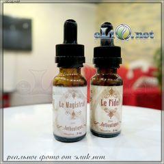 20 мл Savourea Authentique - премиум жидкости для электронных сигарет из Франции на основе натурального табака.