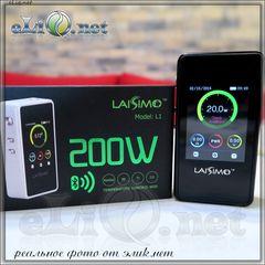 LAISIMO L1 200W box mod - вариватт с ТК