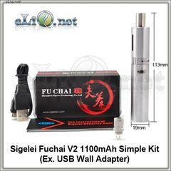Sigelei Fuchai V2 - стартовый набор.