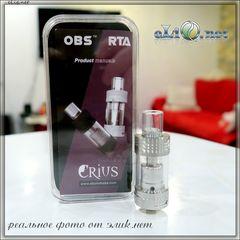 Vapesoon OBS Crius RTA - обслуживаемый атомайзер-танк. Криус. Оригинал.