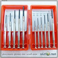 GeekVape  Coil Jig & Precision Screwdriver Set for E-cig - набор отверток. инструмент для намотки.