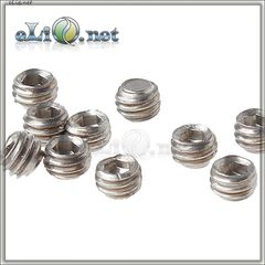 M3х2mm Socket Screws for Atomizers. 2шт.