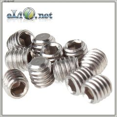 M3х3mm Socket Screws for Atomizers. 2шт.