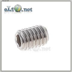 M2.7x4mm. Socket Set Screws for Atomizers. 2шт.