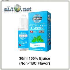 30 мл 100 процентов Ejuice - жидкости для электронных сигарет.