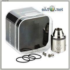 WISMEC Indestructible RDA - обслуживаемый атомайзер для дрипа.