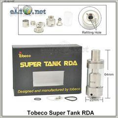 Tobeco Original Supertank RDA (RTA) - 4 ml - обслуживаемый атомайзер.