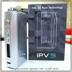 Pioneer4you IPV 5 200W TC Box Mod - боксмод вариватт с температурным контролем.