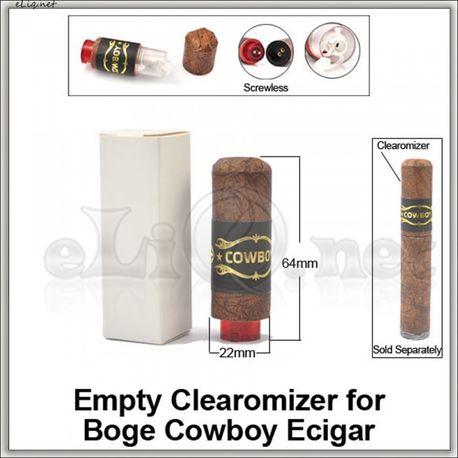 Клиромайзер для Boge Cowboy Ecigar.