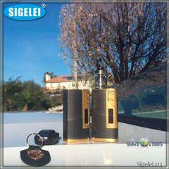 [Предзаказ!] Sigelei 213W TC MOD Супермощный боксмод вариватт с температурным контролем.