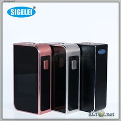 Sigelei T150W Super Mod with Touch Screen. ТК вариватт с сенсорным экраном.