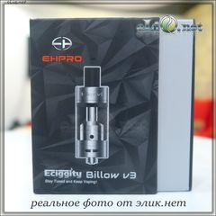 EHPRO Billow v3 - обслуживаемый атомайзер-танк. Оригинал.