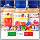20 мл. Яблоко Fuji. Жидкость для заправки электронных сигарет от FlavourArt (Италия)
