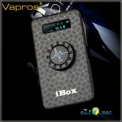 25W Vision Vapros iBox VV/VW MOD - 1500mAh - мультифункциональный боксмод вариватт.