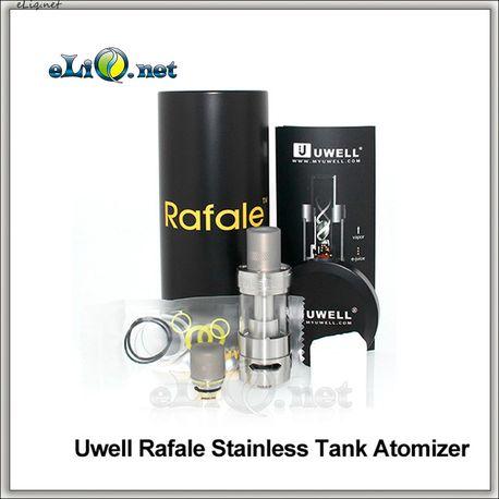Uwell Rafale Atomizer - 5ml - сабомный атомайзер.