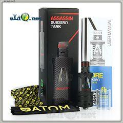 ATOM. Assassin Subxero Tank Kit - 6ml - сабомный атомайзер.