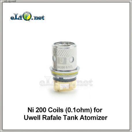 Никелевый испаритель для Uwell Rafale Tank Atomizer