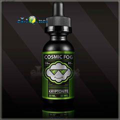 30 мл Kryptonite. COSMIC FOG - Премиальные жидкости из Калифорнии.