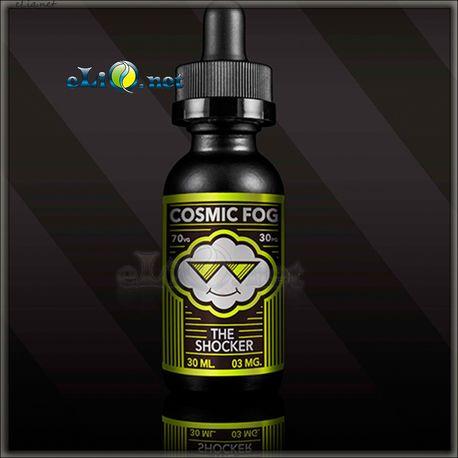 30 мл The Shocker. COSMIC FOG - Премиальные жидкости из Калифорнии.