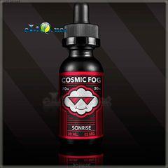 30 мл Sonrise. COSMIC FOG - Премиальные жидкости из Калифорнии.