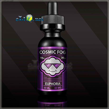 30 мл EUPHORIA. COSMIC FOG - Премиальные жидкости из Калифорнии.