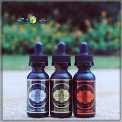 15 мл NEON CREME. LOST FOG Collection - Премиальные жидкости из Калифорнии. COSMIC FOG