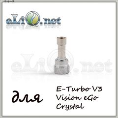 Metal Base for Vision eGo Clearomizer V3